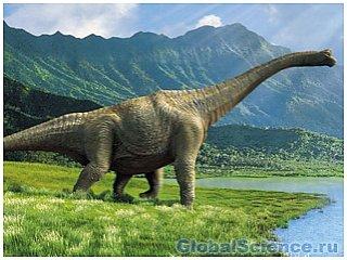 Причиной вымирания динозавров могла быть темная материя
