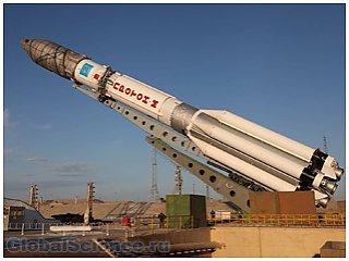 Аппарат «Протон-М» успешно запущен с космодрома Байконур