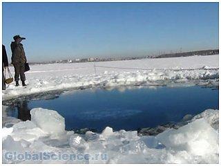 На дне озера «Чебаркуль» найден осколок метеорита