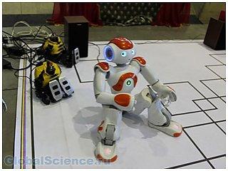 В городе Красноярск открыли музей робототехники