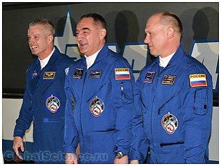 По данным роскосмоса коррекция орбиты аппарата «Союз» завершилась успешно