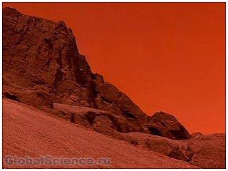 В Великобритании воссоздан ландшафт Красной планеты