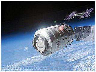 NASA намерено продлить контракт на доставку грузов к МКС