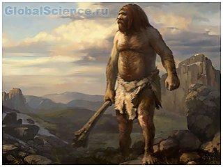Гены неандертальцев помогли человеку пережить холод
