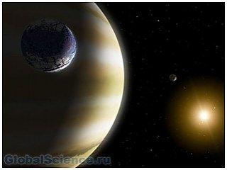 Астрономы открыли первую экзолуну