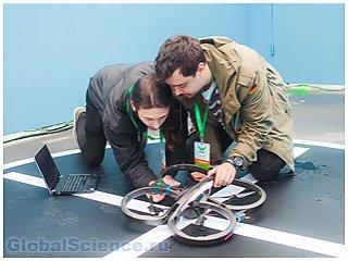 Российские студенты занялись созданием летающих роботов