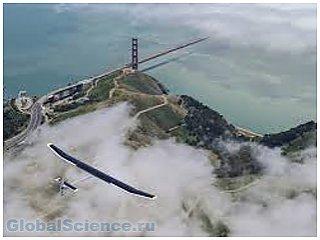 В 2015 году произойдет первый запуск самолета на солнечных батареях