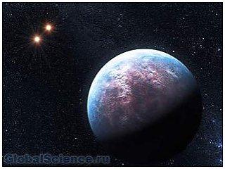 В галактике обнаружена планета, похожая на Землю