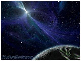 Гибель звезды пульсара могла привести к исчезновению динозавров