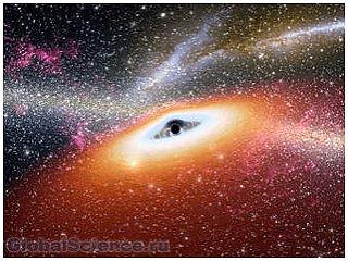Ученые впервые обнаружили тандем из 4-х черных дыр