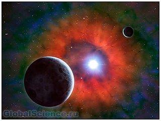Учеными обнаружено космическое подтверждение жизнедеятельности