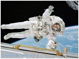 Длительное нахождение в космосе приводит к нарушениям концентрации