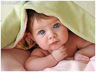 Дети способны различать картинки с 9-ти месяцев