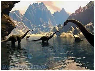Динозавры, как выяснили ученые, не вымерли