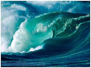 Мировой океан в уровне поднимется на четыре метра
