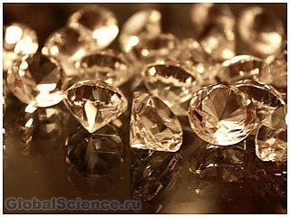 По утверждению астрономов космос богат алмазами