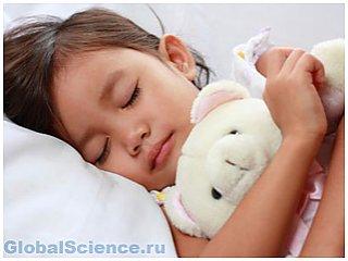 Недостаток сна в детском возрасте может привести к ожирению