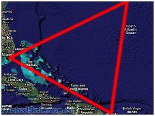 Спутник поможет разгадать тайну бермудского треугольника