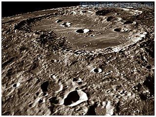 Учеными разгадана тайна отсутствия моря на обратной стороне Луны