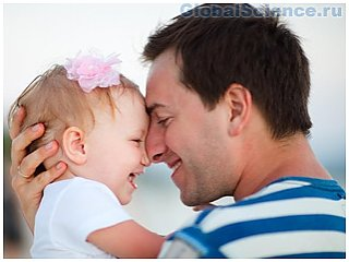 Мутации ребенка зависимы к отцовским признакам