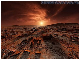 Эксперты NASA считают, что земля скоро станет подобна Марсу