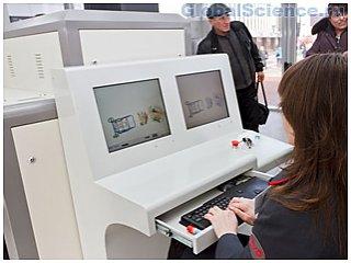 Новый сканер будет «вынюхивать» сумки пассажиров