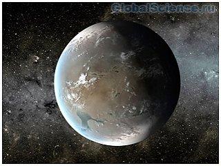 Учеными обнаружена новая планета