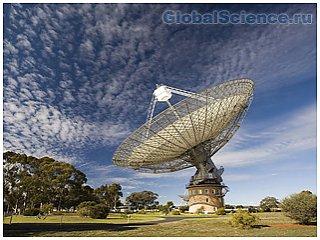 Астрономы вновь зарегистрировали необычный сигнал