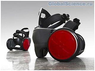Созданы первые умные роликовые коньки
