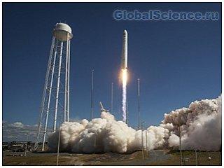Грузовой корабль Cygnus отправился к МКС
