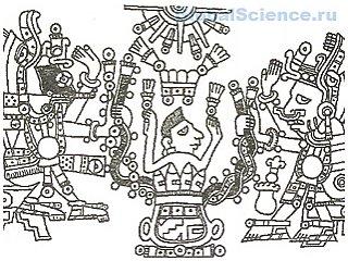 У древних людей был контакт с инопланетными существами