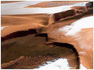 Ученые нашли сходство между почвой земли и марса