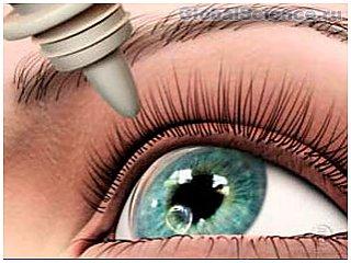 Экономные глазные капли могут заменить инъекции
