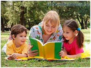 Чтение книг в раннем возрасте положительно влияет на интеллект
