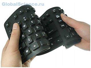 Удобная клавиатура бережет здоровье и нервы