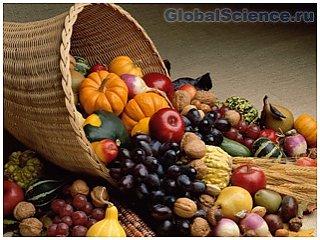 Ученые рассчитали оптимальный объем потребления овощей и фруктов