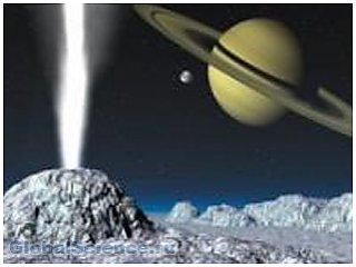 Ученые раскрыли секрет возникновения гейзеров на спутнике Сатурна