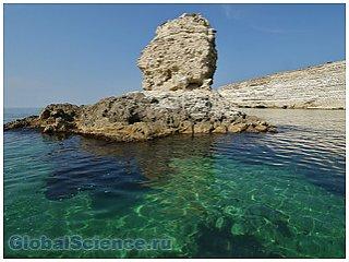 Ученые занялись изучением дна черного моря