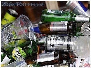 Случаи пьянства среди молодежи сокращаются