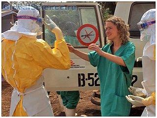 Российские вирусологи будут сражаться в Гвинее с лихорадкой Эбола
