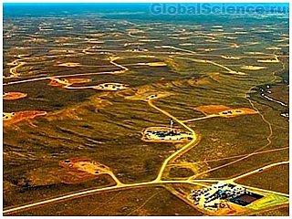 Добыча сланцевого газа и землетрясения