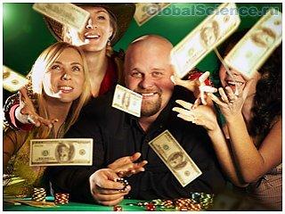 У азартных людей имеются серьезные проблемы с головой