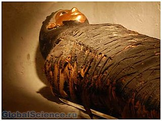 Первые эксперименты с мумификацией были поставлены шесть тысяч лет назад