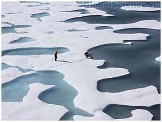 Ученые установили причину таяния ледников