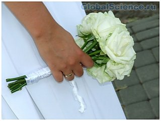 Часы заставляют женщин думать о замужестве