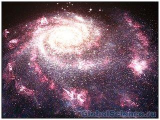 Телескоп «EKA» зафиксировал новое образование звезд
