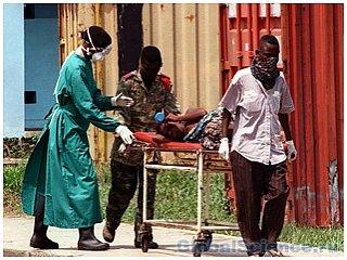 Россия поможет Гвинее справиться с лихорадкой Эбола