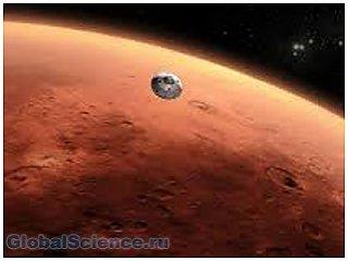 На Марс можно отправлять сообщения