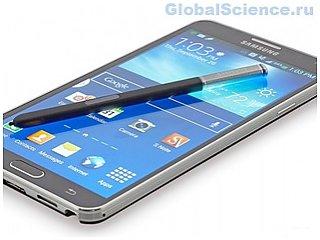 Вчера официально представлен Samsung Galaxy Note 4