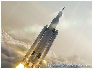 Начато строительство тестовой версии ракеты SLS
